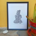 picture of a buddha, published on website Mirjam Polman