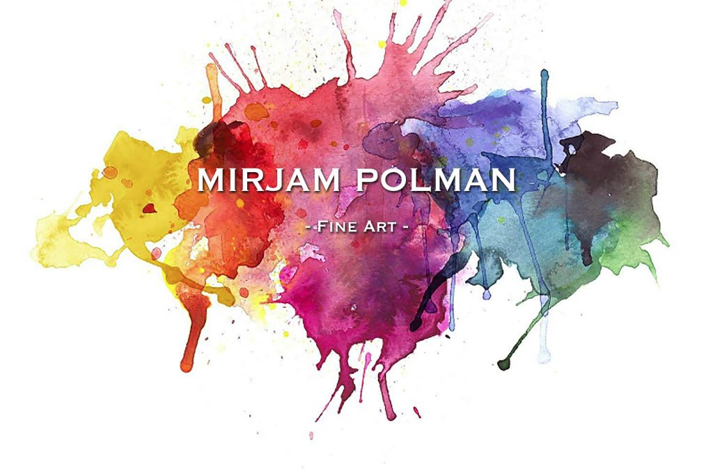logo of Mirjam Polman Calligrams