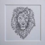 Lion published on website mirjam polman